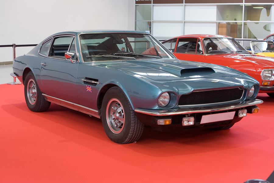 The Incredible Restoration of a Very Rare Aston Martin DBS